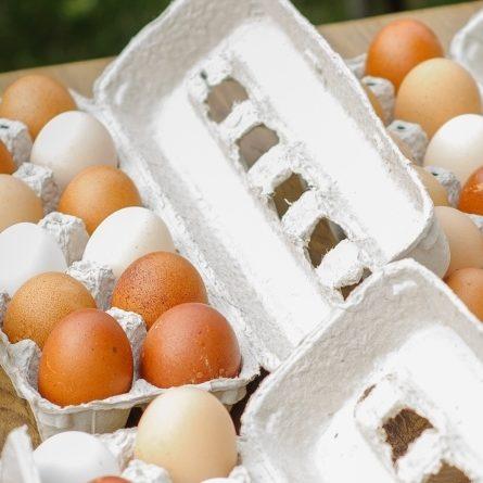 Downtown Farmers Market Eggs